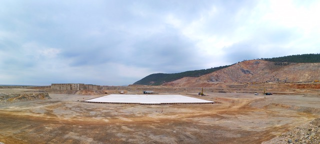 Construction of the Akkuyu NPP begins in Turkey under a limited construction licence